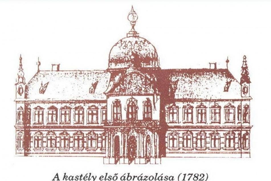 Grassalkovich I. Antal családi rezidenciája